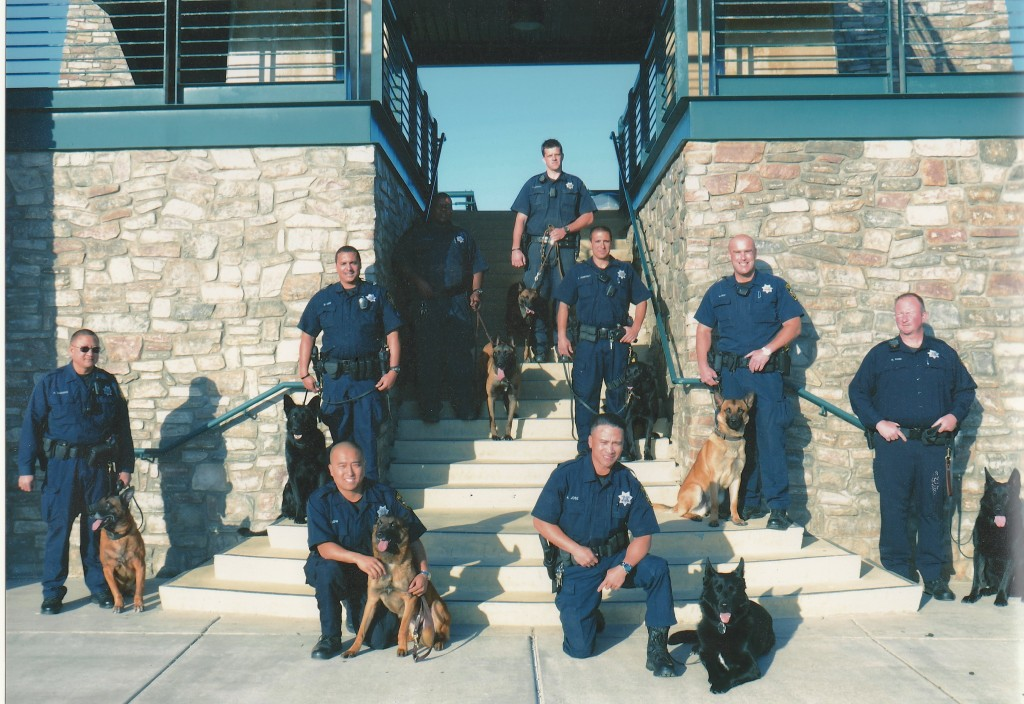 OPD Canine Unit